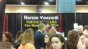 VA WINE EXPO - HORTON